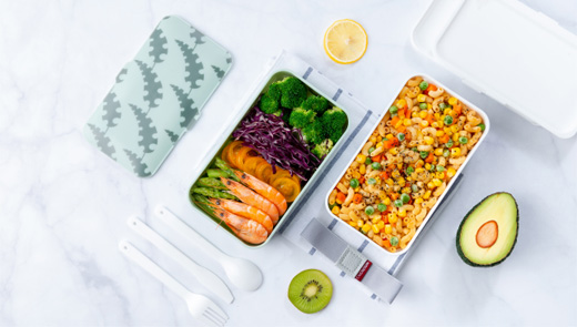 Benefits of Glass Lunch Box